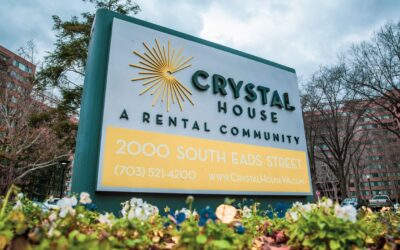 Washington Housing Conservancy's First Acquisition of Arlington's 'Crystal House' Honored with 2021 Housing Achievement Award